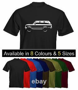 Velocitee Mens Premium T-Shirt Range Rover Image Size & Colour Options UK Seller