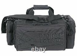 VooDoo Tactical Men's Rhino Range Bag Black #15-0054 Shooting Hunting Pouches