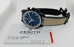 Zenith El Primero Chronomaster Special Edition Range Rover Ceramic 24.2040.400
