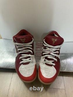 2009 Nike Zoom Kobe 4 All Star 361163-611, Sz 9 Nxt Mamba Range Lakers Proto A. D