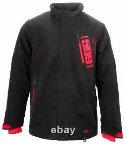 509 Gamme Homme Veste Isolée Red Large