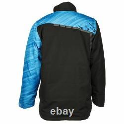 509 Veste De Motoneige Bleue D'hiver Isolée Pour Hommes F03000500-xxx-201