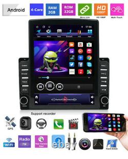 9.7in Écran Tactile Bluetooth Voiture Stéréo Radio Gps/wifi/hands Free Player Kits