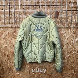 90's Vintage Armani Jeans Jacket Pierre Beige L XL 40 50 42 52 Gamme Île