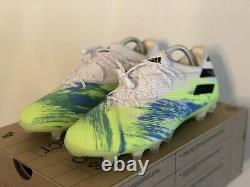 Adidas Nemeziz 19,1 Fg Bottes De Football Pour Hommes Uk8.5 Haut De La Gamme Nouveau
