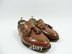Alfred Sargent Hommes Chaussures Premier Range Penny Loafers Royaume-uni 9,5 F Us 10,5 Eu 43,5
