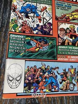 Avengers Annuel 10 1ère Rogue X-men Marvel Comics Gamme Fn