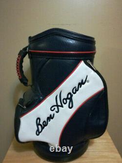 Ben Hogan Tour 18 Mini Driving Range Golf Bag Man Cave Livraison Gratuite