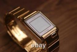 Casio I-range Irw-101 Tough Solar Wave Ceptor Digital Watch Or
