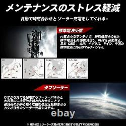 Casio Men's Watch G-shock Range Man Radio Solar Gw-9400j-1jf Japon Nouveau