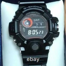 Casio Watch G-shock Range Man Radio Solar Gw-9400bj-1jf Mens From Japan