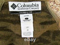 Columbia Pfg Gallatin Range Wool Blend Monarch Pass Outfitter Camo Bibs Grande