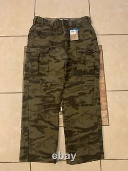 Columbia Wool Blend Phg Gallatin Range Camo Pants Taille 36w X 31l
