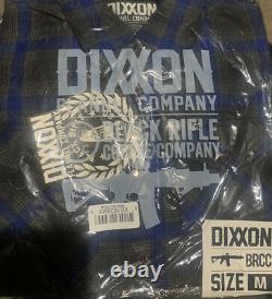 Dixxon Flannel Black Rifle Coffee Company Range Day Medium M Edition Limitée