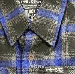 Dixxron Flannel Black Rifle Coffee Company Range Day Small Limited Edition Rare