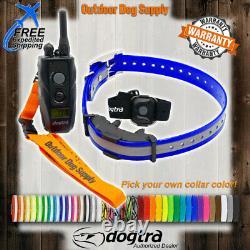 Dogtra Arc Hands Free Remote Dog Training E Collar Combo 3/4 Mile Range
