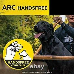 Dogtra Arc-hf Hands Collier D'entraînement À Distance Gratuit Et Rechargeable 3/4 Mile Range