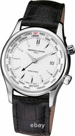 Frederique Constant Classics Range Fc255s6b6 Montre-bracelet Pour Les Hommes