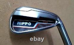 Hippo H120 Mens Rh Stiff Irons Kbs Tour C T Shaft + Lamkin Grips 2020-21 Gamme