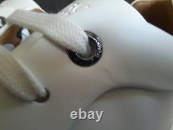 Hugo Boss Tenn Blanc Italien Gamme Taille 8 Et 9 Disponible. Nouveau. Barème