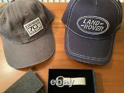 Land Rover Range Rover Defender 110 90 Casquette De Baseball Clé Ring Fob Jubilé Svt