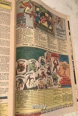 Marvel Silver Age X-men #28-3.5/4.5 Gamme. 1er Banshee! Bien Reçu, C'est Plat.