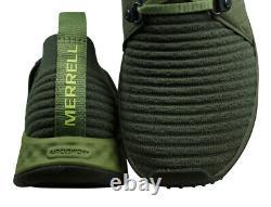 Merrell Range Ac+ Mens Trail Running Trainers Outdoor Trek Chaussures Olive