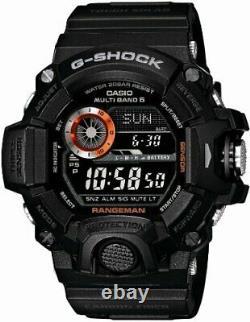 Montre Casio G-shock Range Man Radio Solaire Gw-9400bj-1jf Les Hommes De