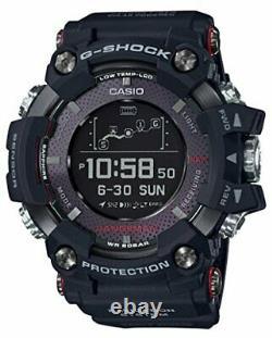 Montre Casio G-shock Range Man Solaire Assistée Navigation Gps Gpr-b1000-1jr