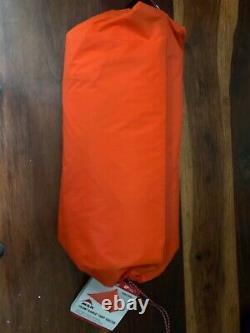 Msr Fourchette Avant 4 Homme Tente Extérieure Orange