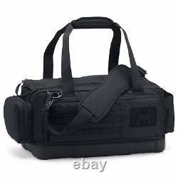 New Men's Ua Under Armour Tactical Range Bag 2.0 1278432-001 Noir