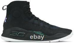 New Sz 12 Under Armour Steph Curry 4 Plus De Gamme Chaussures De Basketball 1298306-014 130