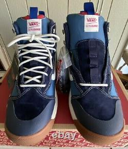 Nib Unisex Vans Ultra Range Exo Hi Mte Sneakers/chaussures Taille 10 Nouveau Pour 2021