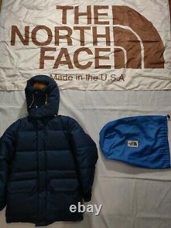North Face Alaskan Brooks Range Og Made In USA Rare