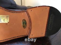 Nouveau Alexander Magnum Fitting Shell Cordovan Taille Uk 8g (gamme Alden)