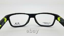Nouveau Oakley Crossrange Switch Rx Frame Black Ox8132-0454 Cross Range Authentic