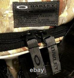 Oakley Ap Domaine Tactique Porte Laptop Bag Kaki Tiger Camo Range Messenger Pack