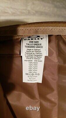 Oakley Chamber Range Sac À Dos Sac À Dos Multicam Camo Pattern Nwt Authentique Et Rare