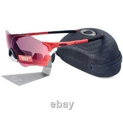 Oakley Oo 9327-04 Gamme Evzero Infrared Prizm Road Lens Hommes Sports Lunettes De Soleil