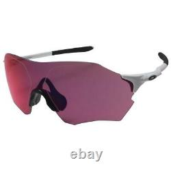 Oakley Oo 9327-10 38 Evzero Range Matte White Prizm Road Lens Lunettes De Soleil Sport