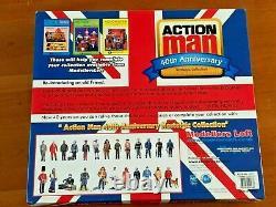 Palitoy Action / Man Hasbro Gi Joe 12 40th 1966-2006 12 Long Range Desert Nouveau