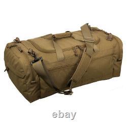 Platatac Gym, Range And Travel (grt) Sac Duffle Équipement Tactique Coyote Brown Khaki