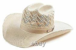 Resistol 20x Tuff Anuff Desert Range Natural Cattleman Cowboy Hat