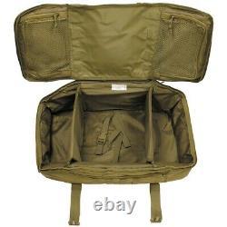 Sac De Transport De Transport Militaire Tactique Professionnel 48l Coyote