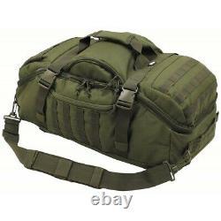 Sac De Transport Militaire Tactique Professionnel 48l Od Vert