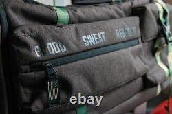 Sous Armour Project Rock Usdna Camo Range Duffle Bag Edition Limitée