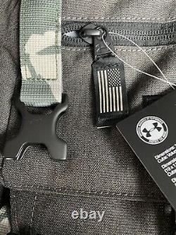 Sous Armour Projet Reglement Range Backpack Storm 1315435-001 Nouveau