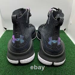 Sous Armour Steph Curry 4 Plus De Gamme Chaussures De Basketball (1298306-014) Hommes Taille 12