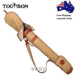 Tourbon Pencil Golf Club Sac Carry Sunday Range Sac Voyage Vintage Pliable Au