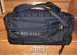 Under Armour Storm Indéniable Cordura Range 53l Duffle Bag Black New 160 $